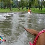 Cabalgata En El Río Filobobos Tlapacoyan Veracruz